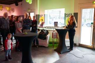 Eröffnung des KUCKUCK-Festivals in der Schauburg / 14. März 2018 / (c) Fabian Frinzel